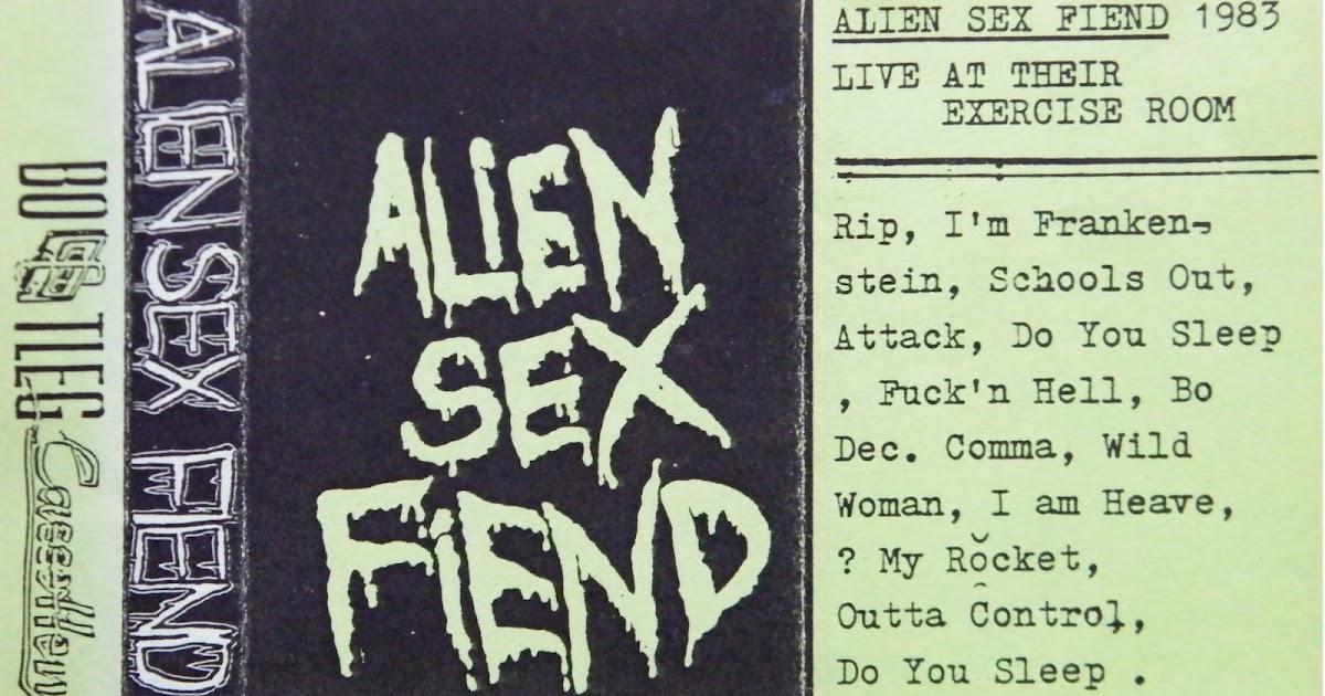 alien sex fiend rip