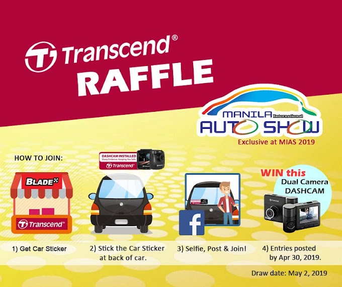 Transcend Raises Road Safety Awareness by Holding a Contest at MIAS 2019