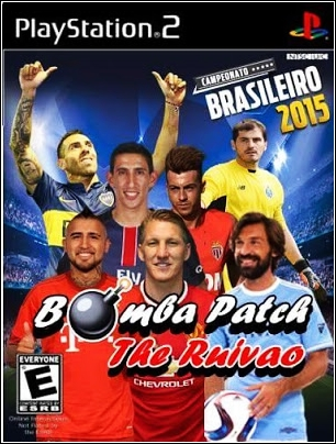 Download - Bomba Patch Ruivão (PS2) 2015