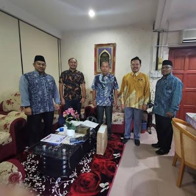 Pembangunan Studio Green Screen Pendidikan Islam di SMK Syed Abu Bakar, Baling.