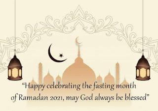 ucapan puasa ramadhan bahasa inggris