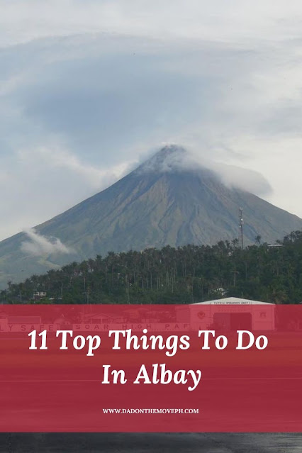 Things to do in Albay