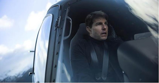 Tom Cruise Mission: Impossible 6