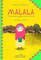 Capa livro Malala