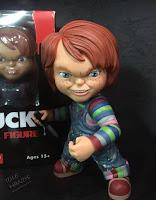 Toy Fair 2017: Mezco's Horror Toys Child's Play Vinyl Figure