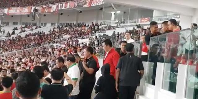 Ini Kata Panitia Soal Anies Tak Dampingi Jokowi Beri Piala Presiden ke Persija