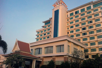 Champasak Grand Hotel in Pakse - Laos