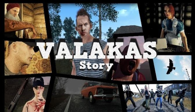Valakas Story is an adventure action movie made by one person. An interesting game
