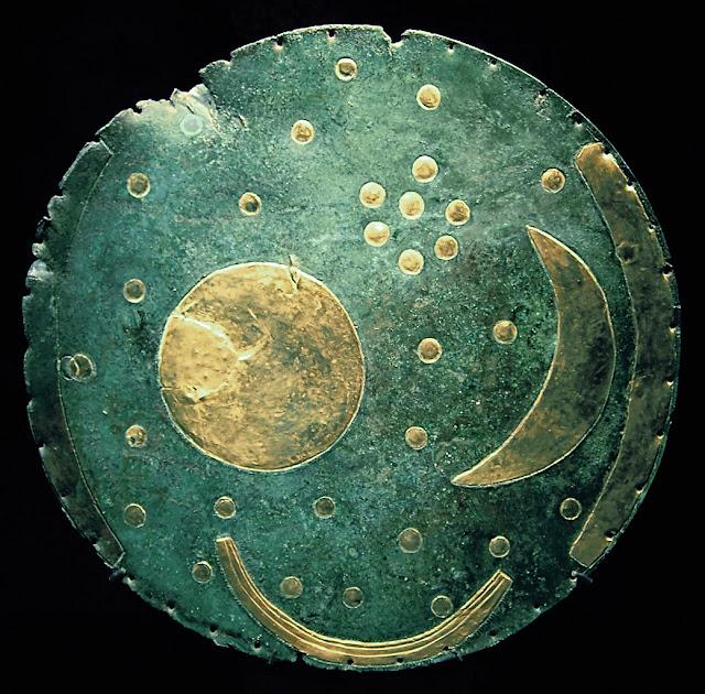 Ο δίσκος της Νέμπρα και η παρουσία των Ελλήνων στη Γερμανία πριν το 1600 π.Χ.
