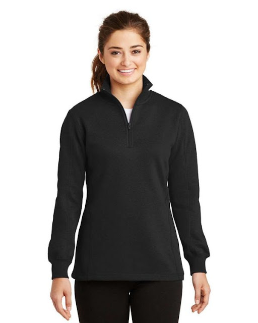 Sport Tek LST253 Ladies Sweatshirt - True Royal - M