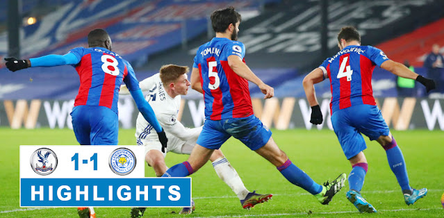 Crystal Palace vs Leicester City – Highlights
