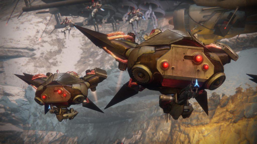 Since Destiny 1, sliders have no crit spot