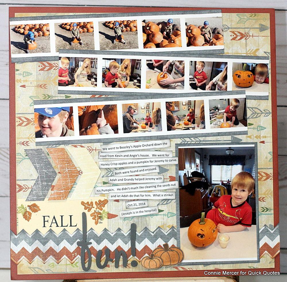 Blog Quick Quotes: Autumn Brilliance with Connie!
