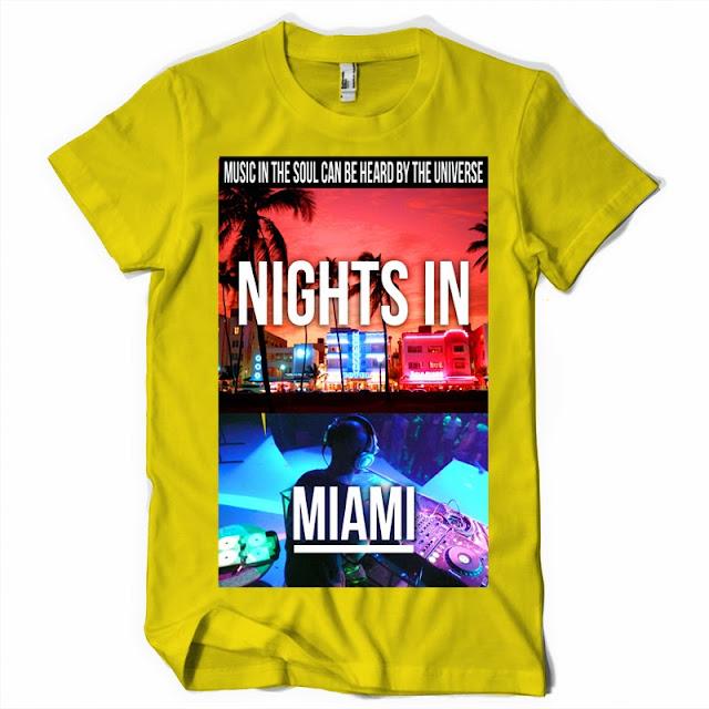 miami tshirts