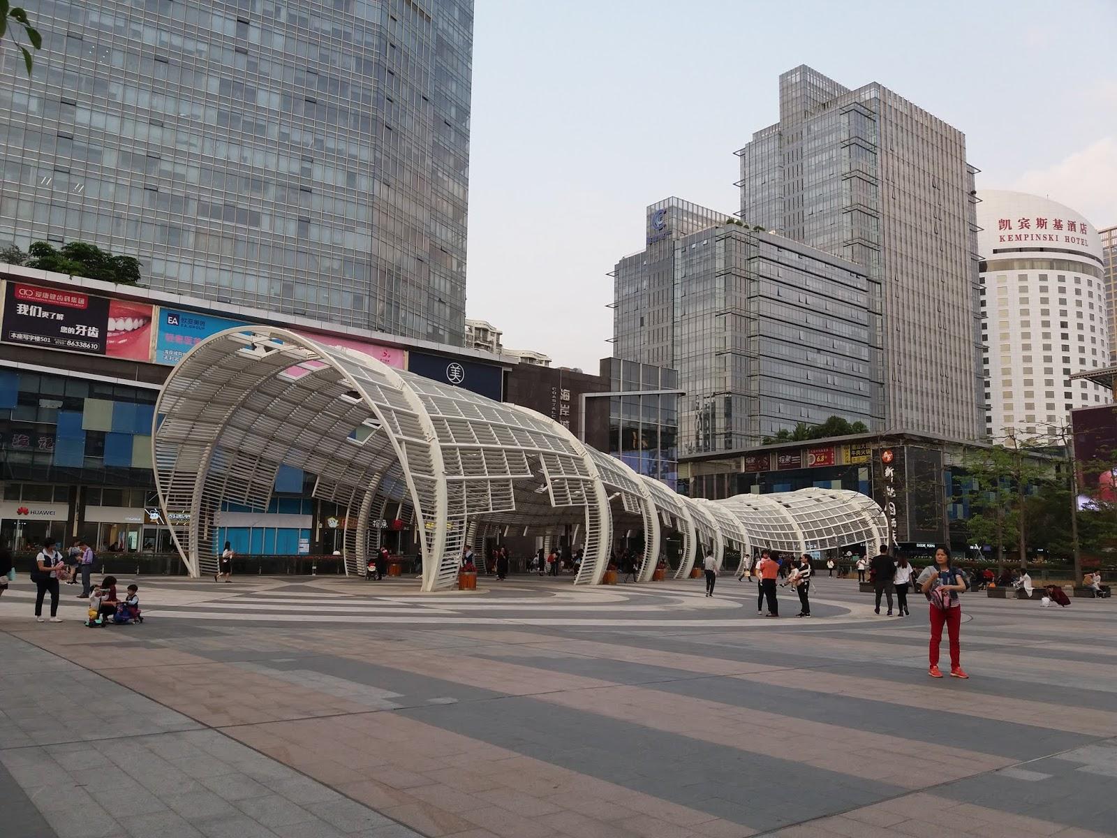 ak blog: 蛇口午餐&海岸城晚餐