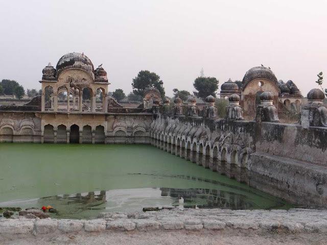 Churu Fort Tourist Attraction Place Churu Rajasthan