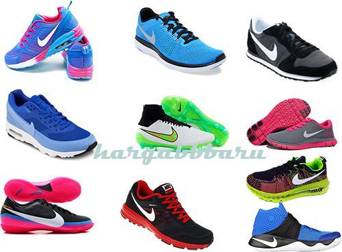 Daftar Harga Sepatu Merk Nike Wanita Pria Asli Original