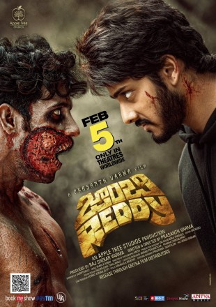 Zombie Reddy 2021 Hindi Dubbed Movie Download || HDRip 720p