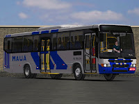 OMSI 2 - Marcopolo Viale MB OF-1722M padrão Viação Mauá