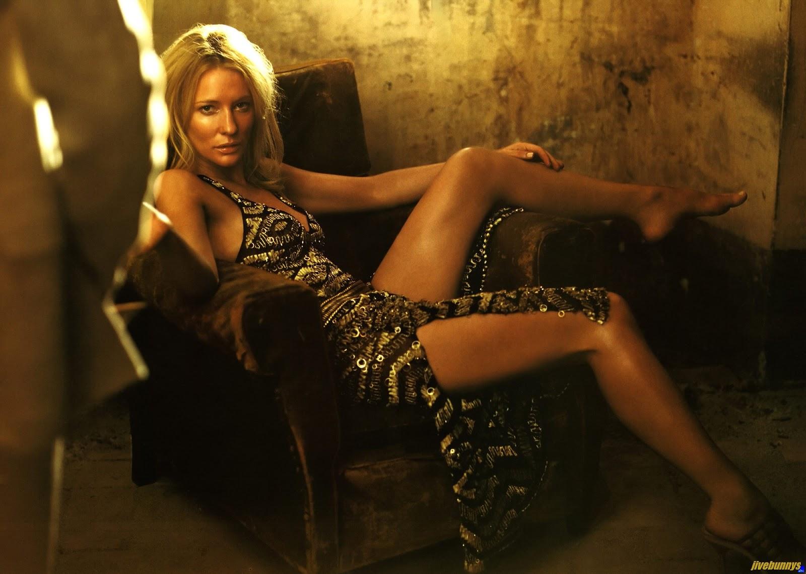 Cate Blanchett Foto Desnuda