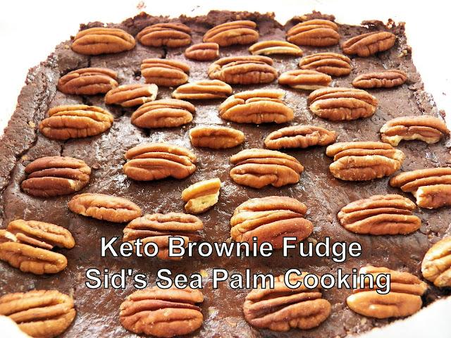 Keto Brownie Fudge