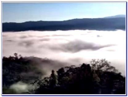 Negeri di Atas Awan Ciusul Citorek Kidul Lebak Regency Banten