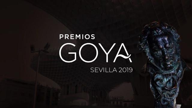 Lista de ganadores de los Premios Goya 2019