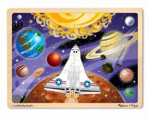 space voyage puzzle
