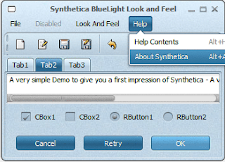 Synthetica Look and Feel