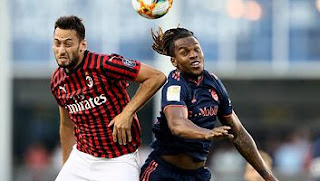 Bayern Munich vs AC Milan 1-0 Highlights ICC 2019