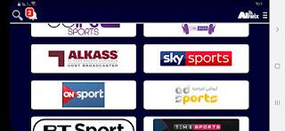 تحميل تطبيق aliwix tv افضل تطبيق لمشاهدة القنوات والباقات العالمية و البث المباشر للمباريات