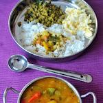 Capsicum Sambhar Recipe | Kudamilagai Sambhar | Sambhar Recipes