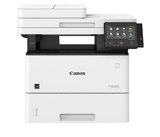 fair sized workgroups inwards an association domain Canon imageCLASS MF525dw Drivers, Review, Price