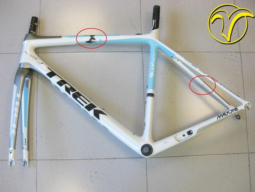 Rotura en el cuadro de tu bicicleta? No todo está perdido - Deporte ...