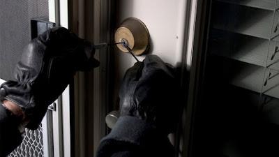 Συνελήφθη 35χρονος για απόπειρα κλοπής από σπίτι