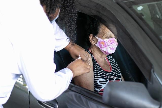 Covid: Secretaria de Saúde adia início da aplicação de dose de reforço em idosos no RN