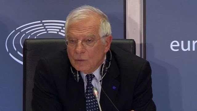 Josep Borrell se olvida de Venezuela en el examen del Parlamento Europeo