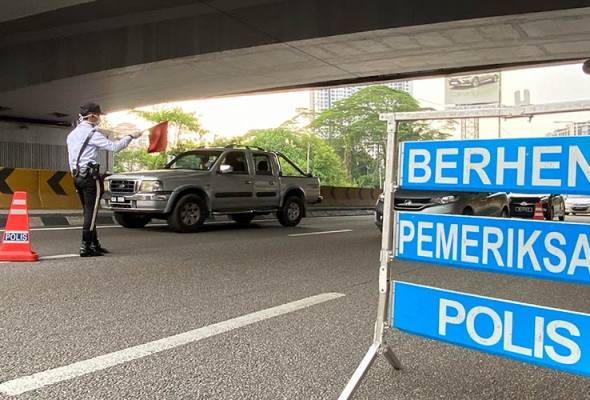 PKPB Di Selangor, Kuala Lumpur Dan Putrajaya Dilanjutkan Sehingga 9 November 2020