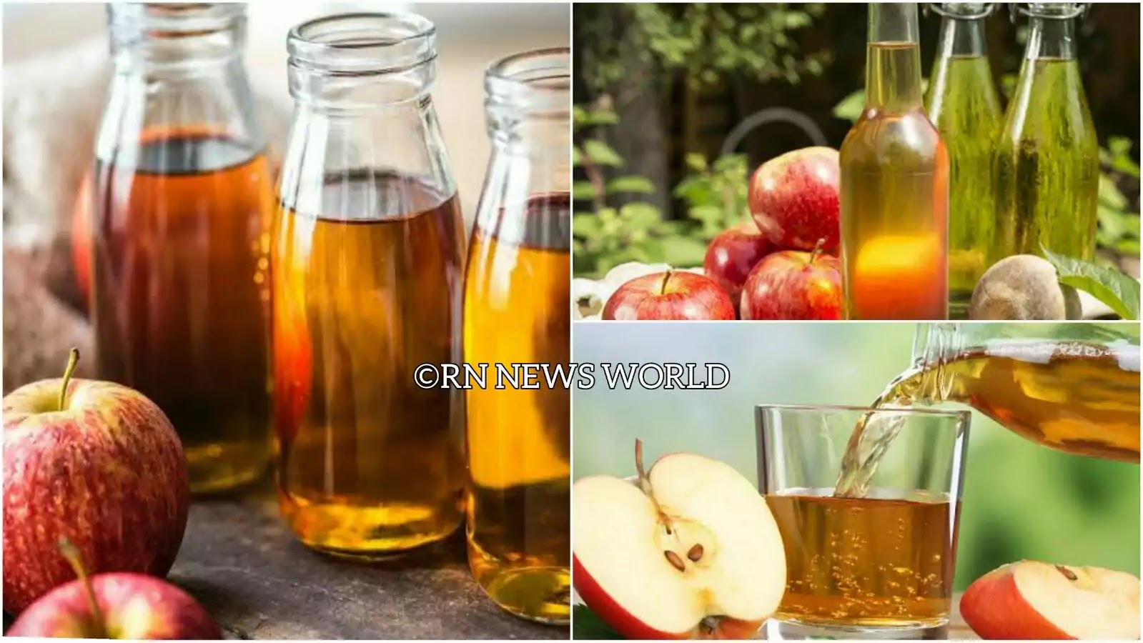 How To Use Apple Cider Vinegar For Open Pores