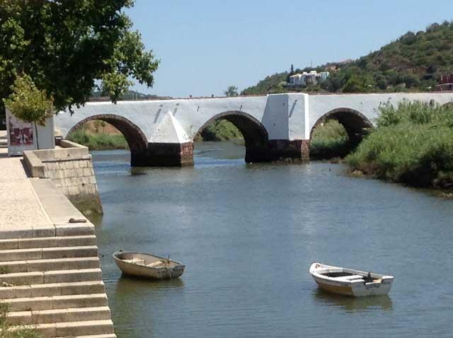 Ponte Velha, Silves, Algarve, Portugal