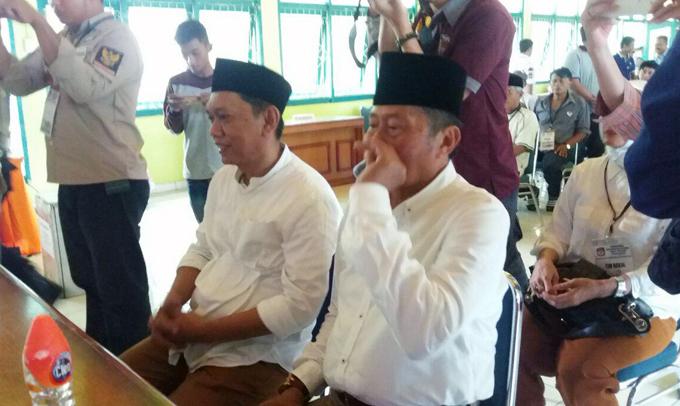 Setor Berkas Dukungan ke KPU Bone, Relawan Umar-Madeng: Insya Allah Lolos