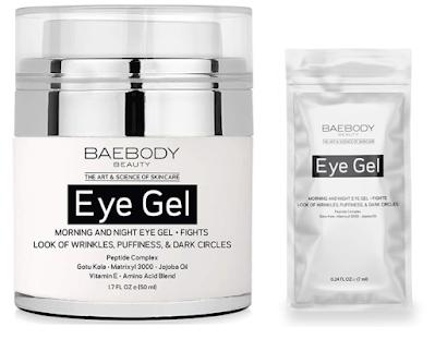 Free Baebody Eye Gel Sample