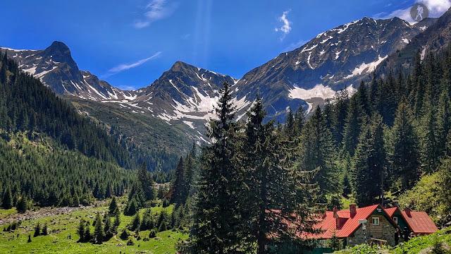 Traseu în Munții Făgăraș: Cabana Valea Sâmbetei