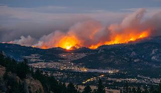Cameron Peak Wildfire Colorado