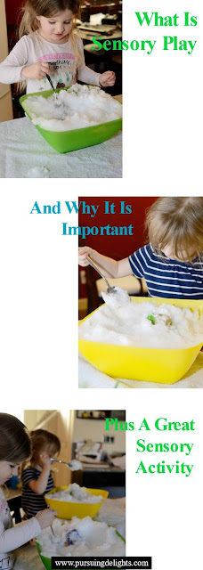 What is Sensory Play Why it is important