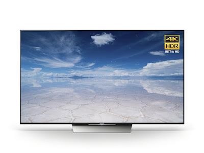 Sony 4K HDR HD TV