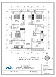 plan cost kerala low plans bedroom budget floor designs square feet sqft latest layout east facing sq ft drawings 1073