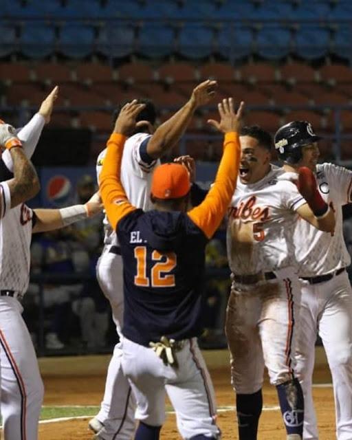 Caribes en búsqueda de su cuarto título | Foto: prensa Caribes de Anzoátegui |
