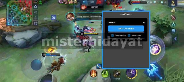 Apk Anti Lag Mobile Legends Terbaru Khusus HP Kentang