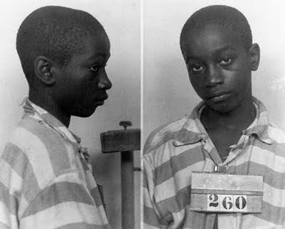 George Stinney Jr. was electrocuted in South Carolina when he was 14.